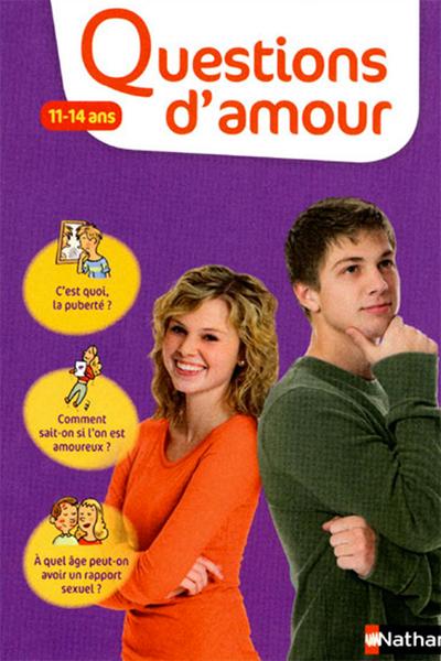 Virginie Dumont - Questions d'amour 11-14 ans