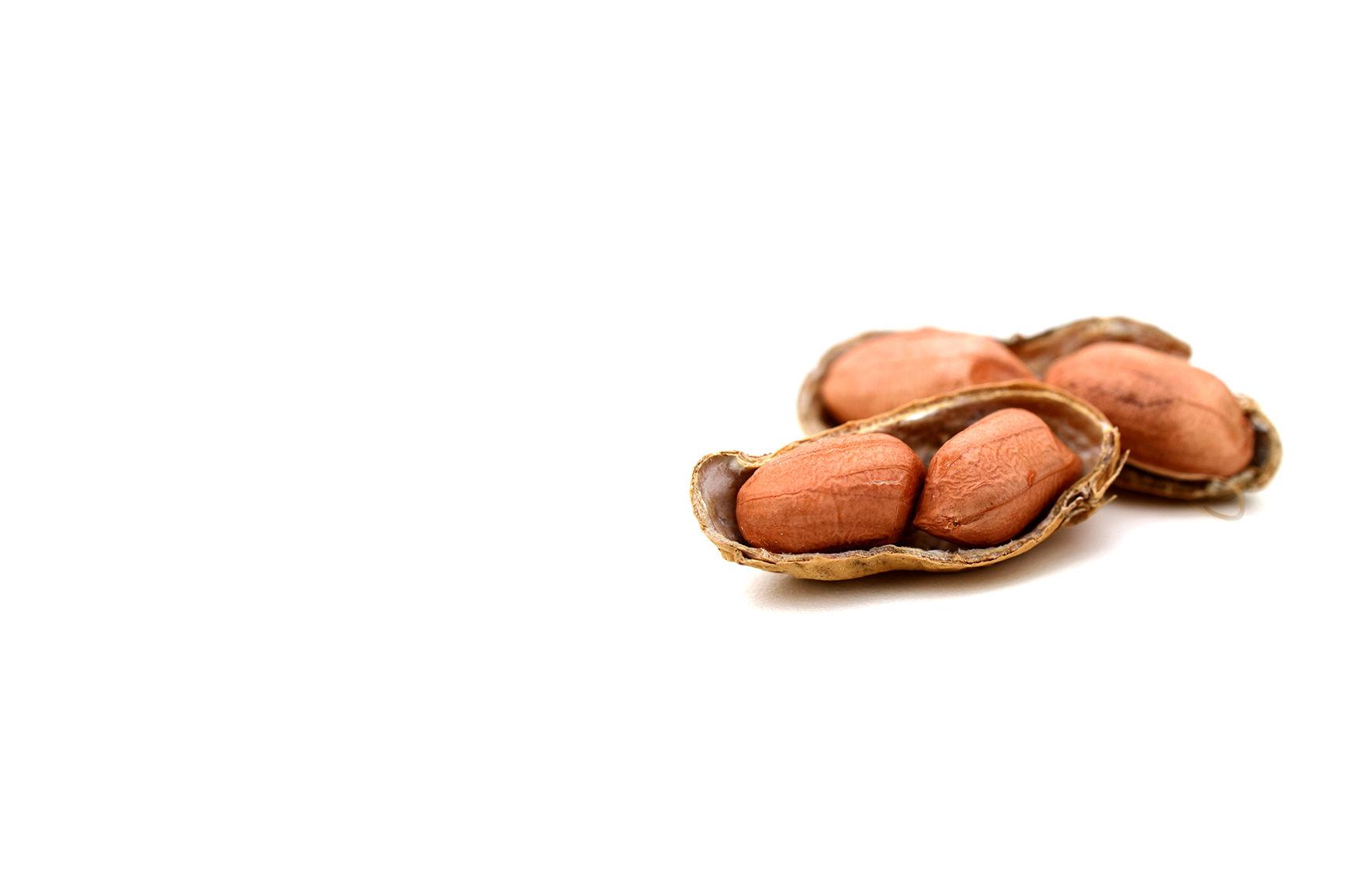 2 cacahuètes, métaphore de la sexualité
